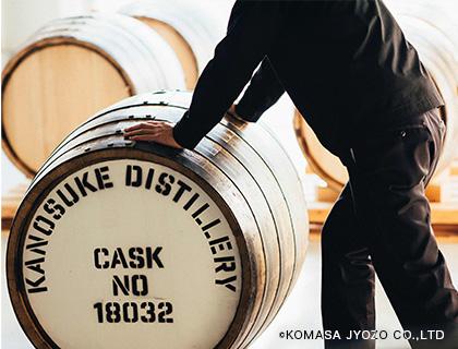 ウイスキー樽仕込み木樽味噌
