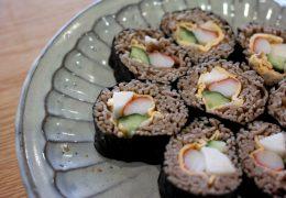 めんつゆレシピ|そば寿司