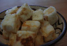 めんつゆレシピ|揚げ出し豆腐