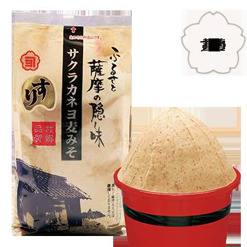 麦みそ(すり)