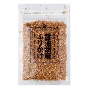 <こいくち甘露使用> 醤油胡麻ふりかけ 50g